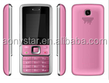 New design latest hot sale phone small size oem feature phone