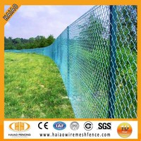 China supply high quality removable chain link fence