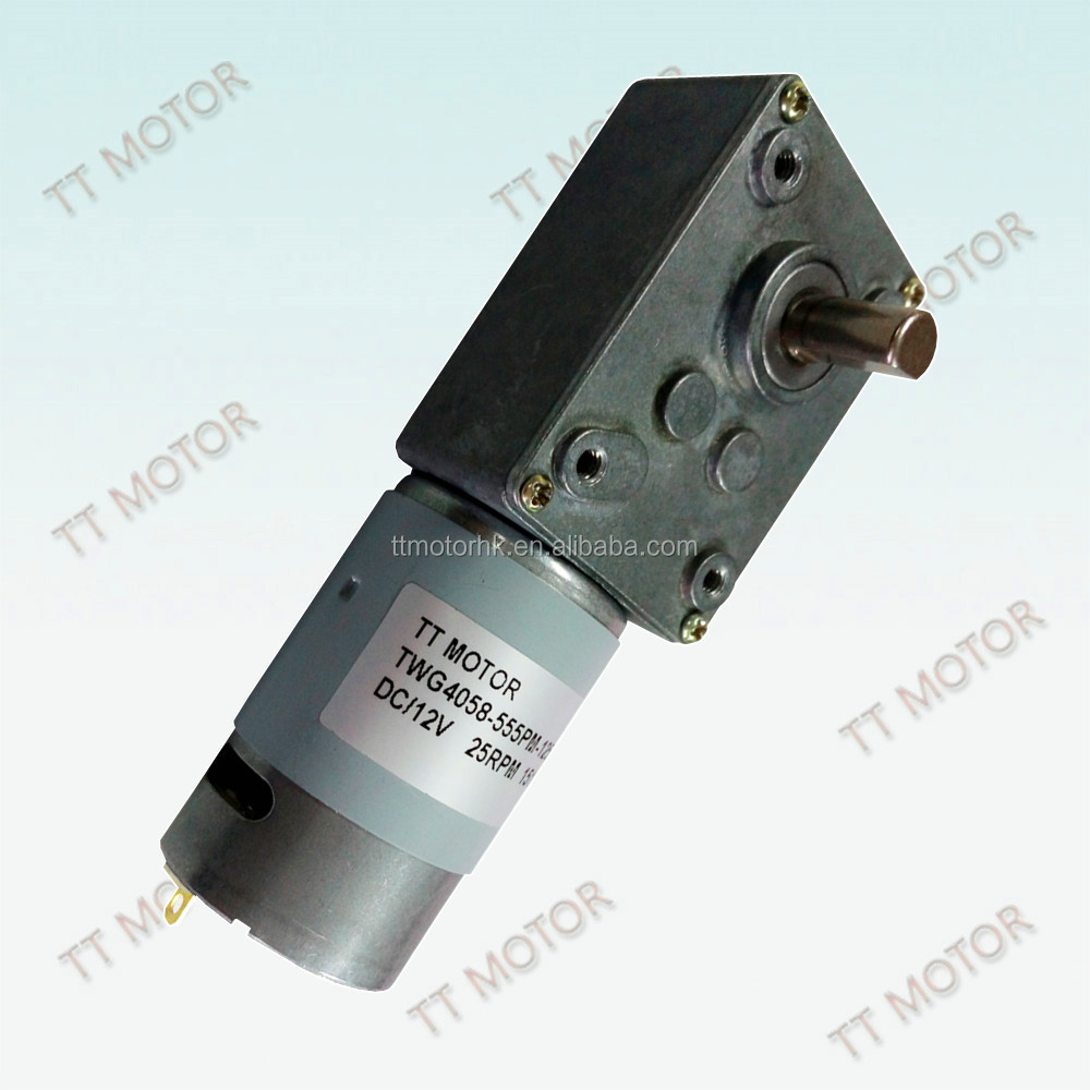 Low rpm high torque 12 volt gear motor for electrical for 12 volt high torque motor