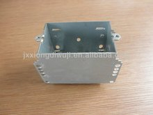 Electrical galvanized steel switch Box,UL listed metal box;Canadian Style Box,Steel Box-1Gang