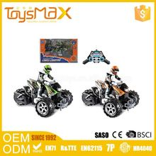 Plastic Toys 4Channel Durable Unisex 1 43 Scale Motorcycle