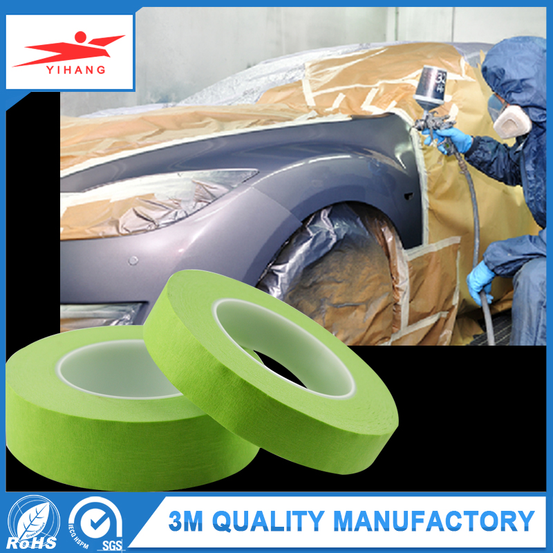 High self adhesive car vinyl cutting Finish line tape car body line tape