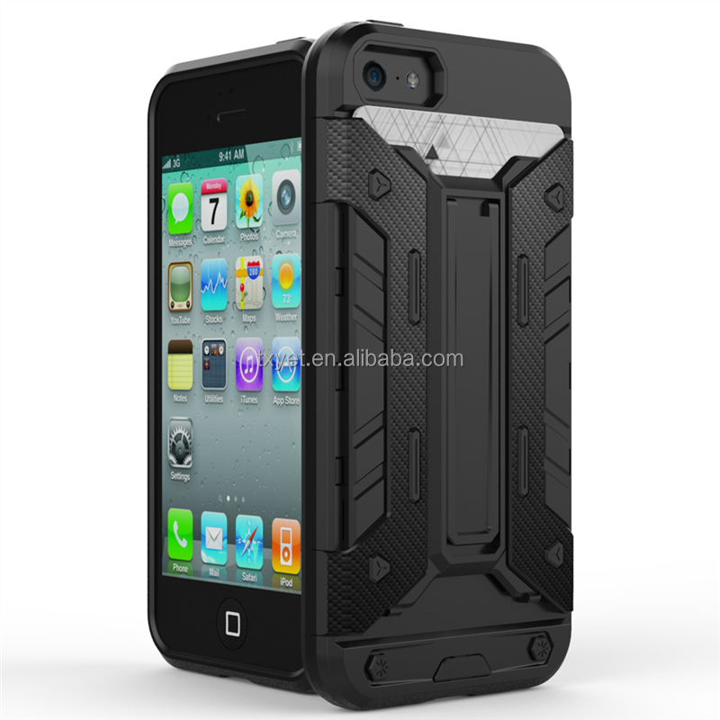 Good Quality Factory OEM ODM Customized New pc tpu Mobile Phone case for iPhone 5
