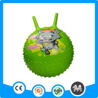 Bouncy inflatable non-toxic PVC toy balls