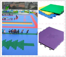 High Quality pp Interlocking Plastic roller skating Flooring