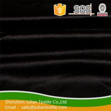 Rib style block printing circle dot print tiger stripes polyester fluorescence color mesh fabric