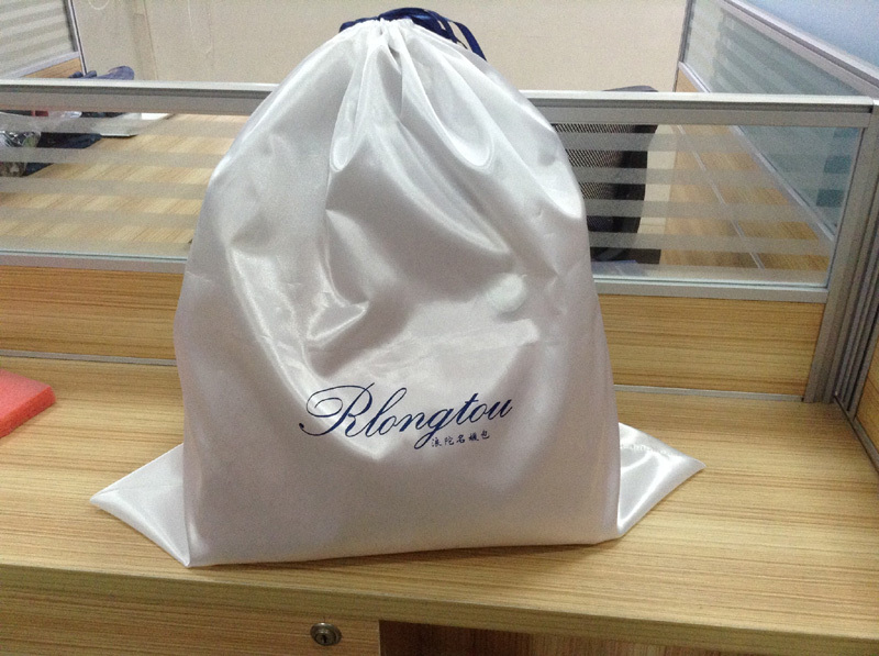 wholesale factory price Custom large Satin Dust Bag for handbag/shoes