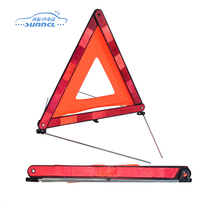 FDA approval environmental protection material safety warning triangle traffic sign