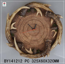 Antler Wall clock Home Decor