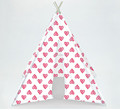 sweet heart Cildren Teepee Tent Kids Indian Teepee Tent