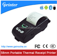 Gprinter 2inch Portable handheld mobile mini thermal receipt printer support Android iOS and windows, QR code