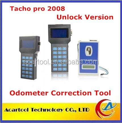 Best Quality Super Tacho Pro Odometer Correction Kits TACHO PRO PLUS UNLOCK 2008.07 Unlock with high quality