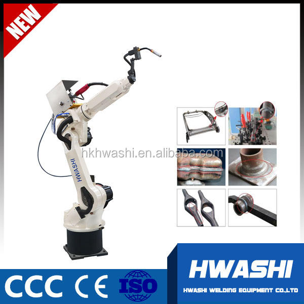 ISO CE Certified arc welding machine automated scaffolding welding robot