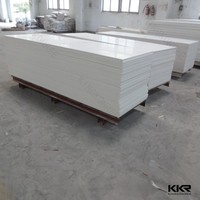 acrylic solid surface sheet fireproof artificial acrylic stone