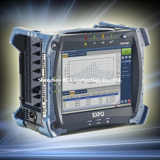 EXFO CD/PMD <strong>network</strong> tester/dispersion analyzer FTB-500-5700