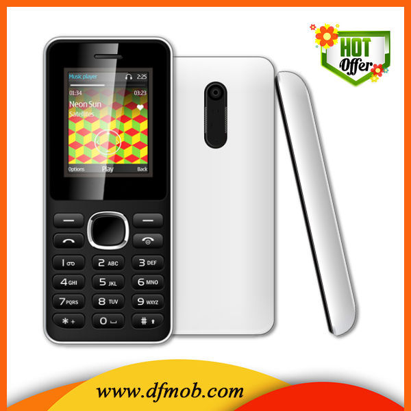 1.8 inch Screen GPRS Mini Chinese Mobile Phone 2SIM 108