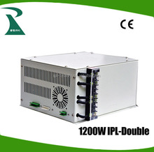 1200w power supply ipl,powerful power supply for elight machine hair removal