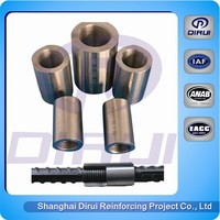 Shanghai Nut-locking type 2.5,3.0mm 40C sleeve/offset rebar coupler