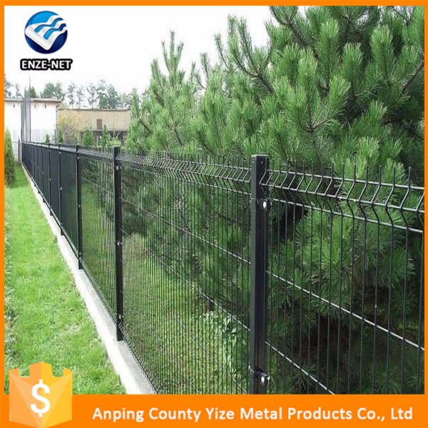 Alibaba China Gold Supplier Curve Fencing/Welded Wire Mesh Fencing/wpc Fence Whole Production Line