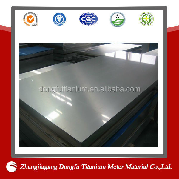 best price for titanium sheet surgery titanium plate auction scrap