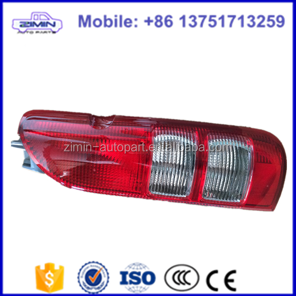 Zimin Tail Lamp rearlight for Toyota Hiace '05-08 TRH213 Tail Light 81561-26200
