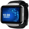 Biggest screen DM98 Android 3G smart watch phone hand watch mobile phone price with 900mAH battery