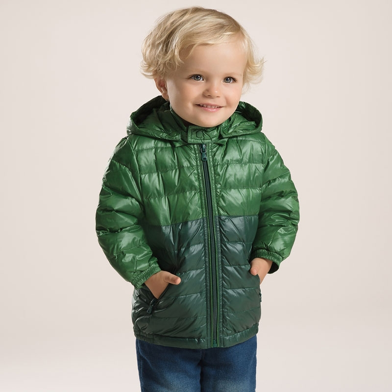 DB2936 dave bella 2015 autumn winter infant coat baby boy down jacket padded jacket outwear boys down coat down jacket