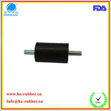Factory Price Front Shock Absorber of Double Male Rubber Damper
