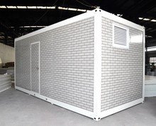 Creative 20ft Flatpack China Prefabricated Assembly Garden Office