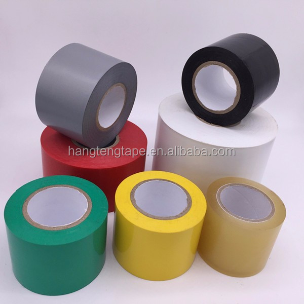 Good Tensile PVC Duct Tape For Connecting Pipeline