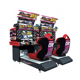 Hotselling Coin Operated Midnight Maximum Tune 3Dx Car Racing Arcade Video Game Machine For Sales
