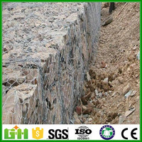 Durable gabion cages/high quality gabion boxes