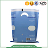 Manufacturer accept customized plastic bag with handle