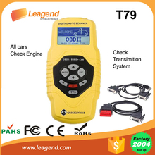 auto steering system car testers obd2/eobd highend diagnostic scan tool T79