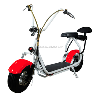 small lightweight electric citycoco scooter