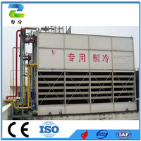 Price for Refrigeration Units Industrial Evaporative Air Cooled Condenser