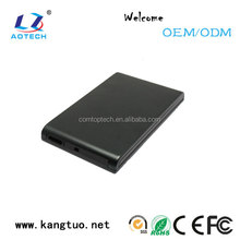 Chic design 2.5 inch USB2.0/3.0 hdd enclosure sata internal