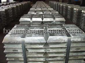 SHG Zinc Ingot with good selling & best price