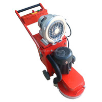 G-330 Model Big Area Epoxy Floor Concrete Coating Removing Polishing Grinding Machine
