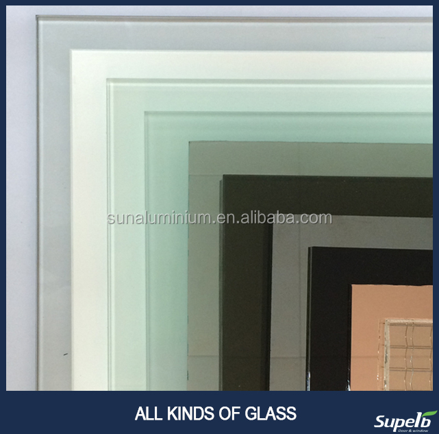 Glass building materials flat glass curved glass