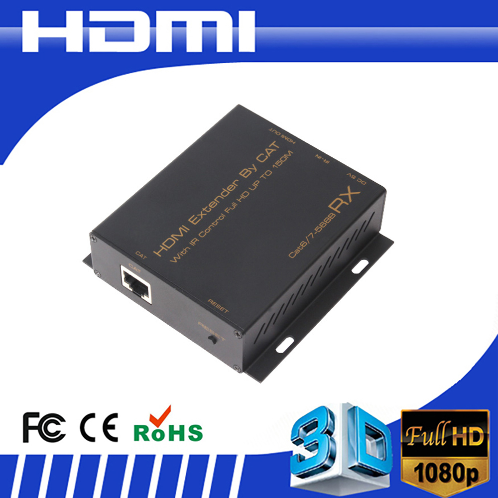 EDID setting HDMI splitter 1x2 audio extractor