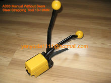 A333 Manual Sealless Steel Strapping Banding tool 13-19MM