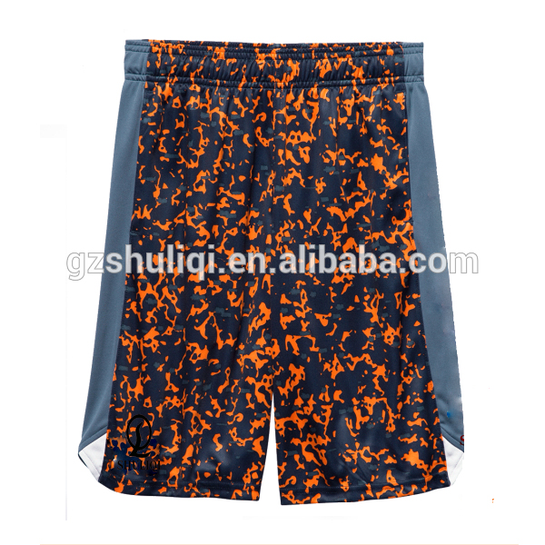 wholesale sportswear basketball shorts dry fit men shorts, gym wear for men H-483