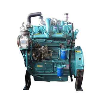 4 cylinders water cooling weifang diesel engine ZH4102ZY4 for marine