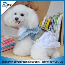 Wholesale Sweet Fashionable Dog Clothes Dog Dress
