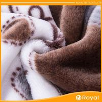 Top Quality Cheapest Baby Print Coral Fleece Blanket Material
