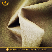 Grain Pvc Leather Material For Furniture