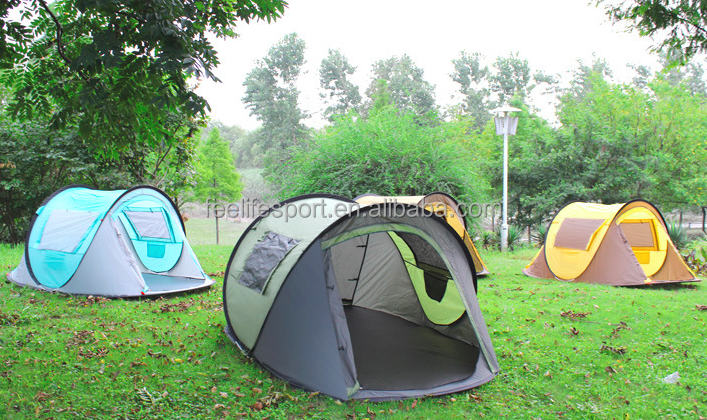 one touch open pop up camping beach <strong>tent</strong> for camping