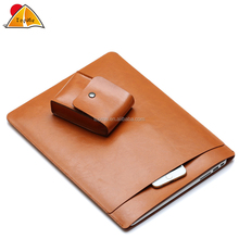 Pro leather Laptop Sleeve 11 to 15 inch notebook case