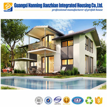 Steel structure prefabricated granny flat modular metal buildings house prefab house